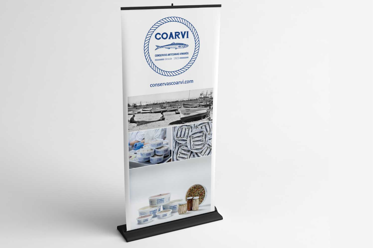 Coarvi-Roll-up